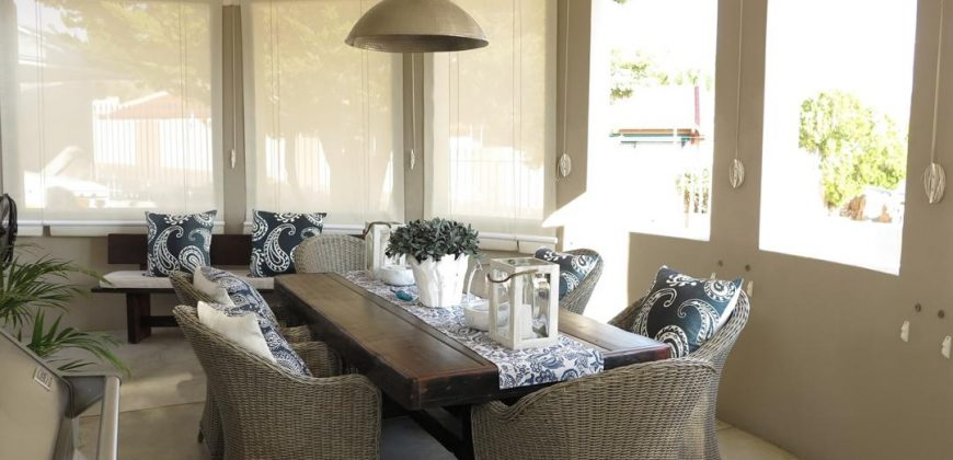 IMPECCABLE FAMILY HOUSE FOR SALE IN LUDWIGSDORF – CAN BE USED AS A GUESTHOUSE