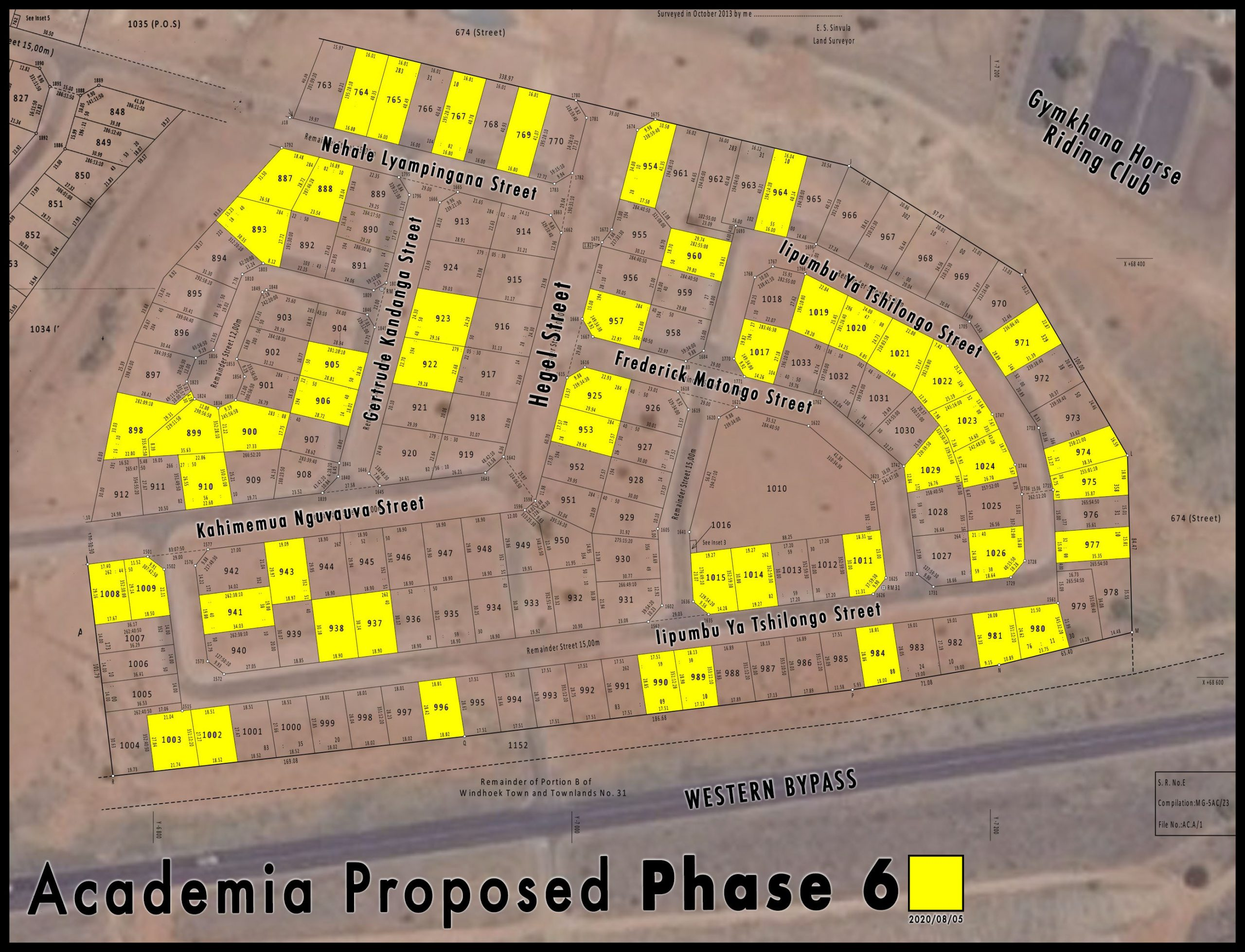 Academia Phase 6 available Residential & Commercial ervens